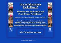 Parkplatz-Sextreffen. Hausfrauen & Studentinnen warten auf dich!